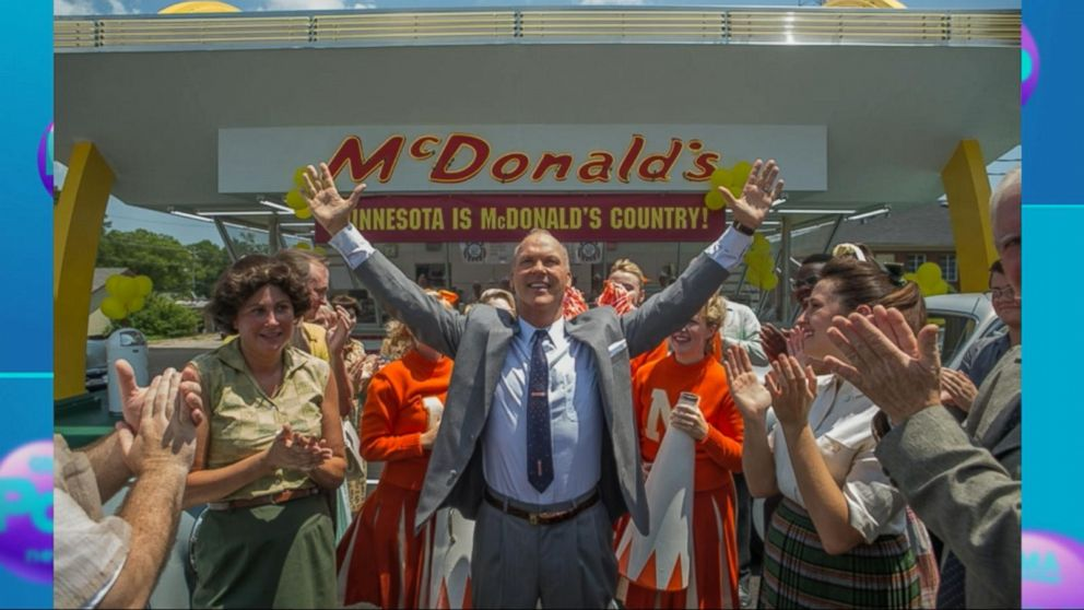 Image result for michael keaton ray kroc