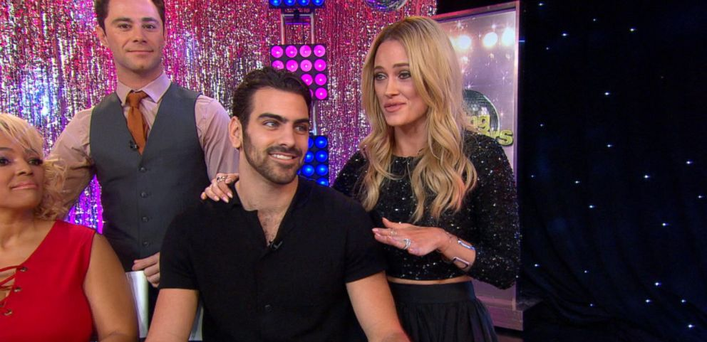 VIDEO: Nyle Dimarco Is First Deaf Contestant to Compete on Dancing With the Stars