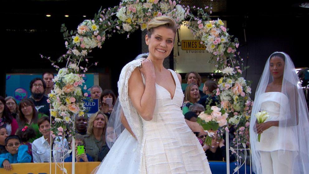 Wedding Dress Malfunct...
