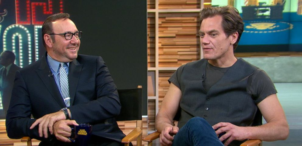 VIDEO: How Michael Shannon and Kevin Spacey Became Elvis & Nixon