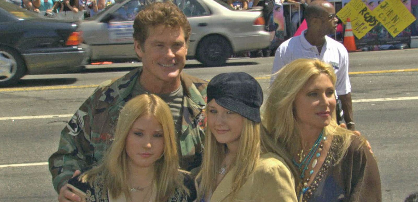 'Baywatch' Star David Hasselhoff Fights to Cut Ex's ...