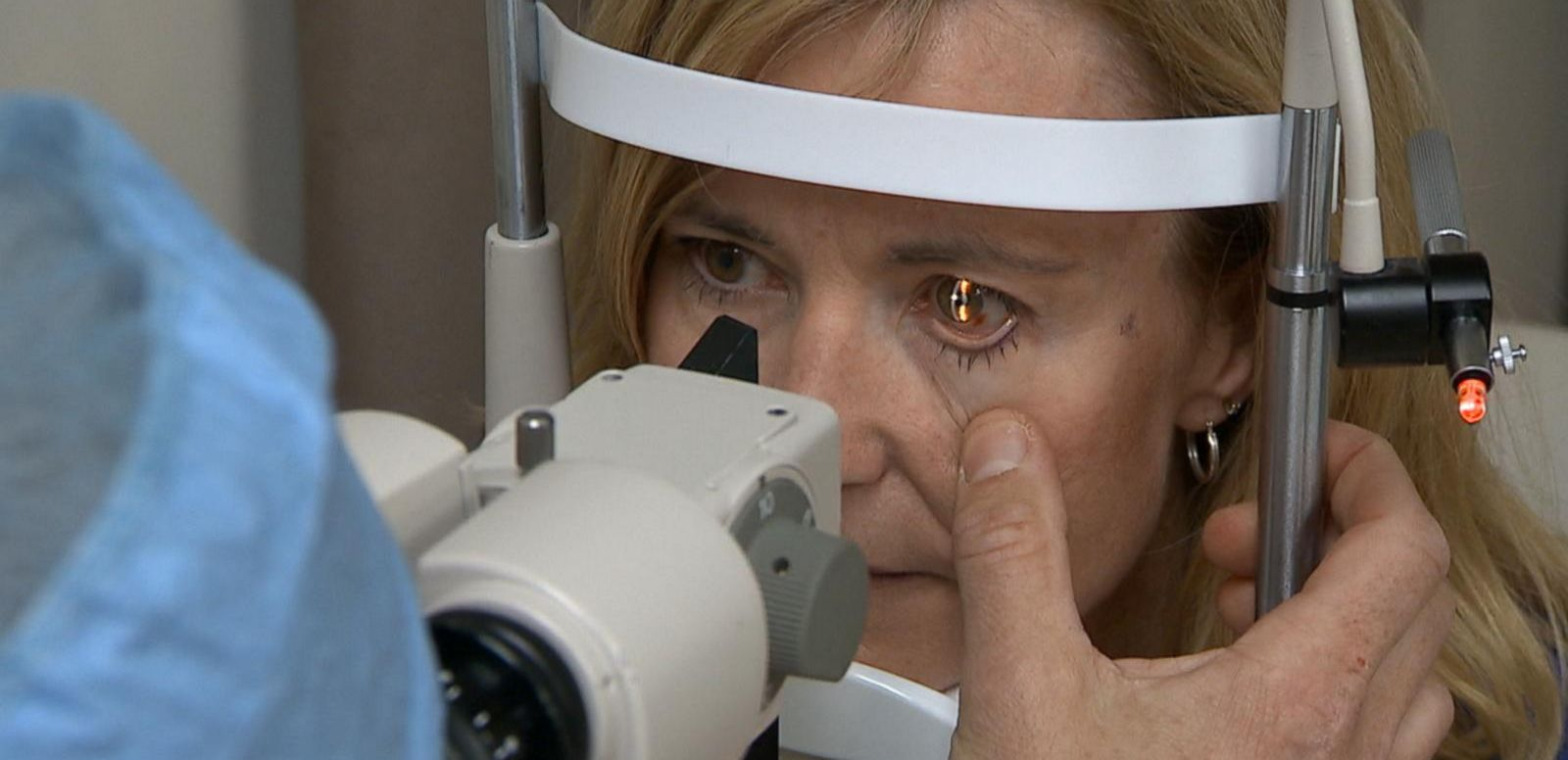 VIDEO: New Implant Procedure Improves Vision