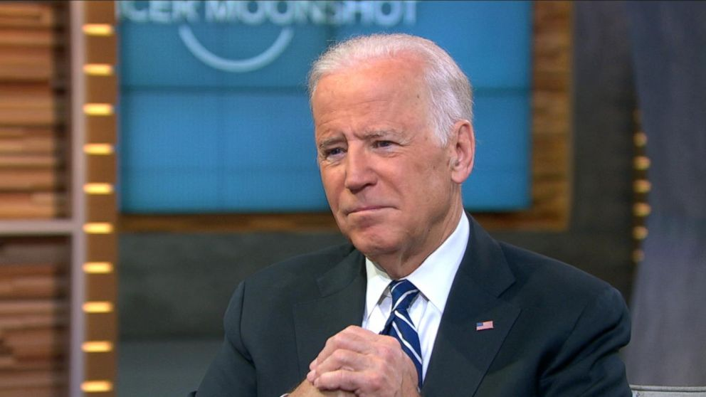 Joe Biden Vows to 'Mow Down' Impediments to Moonshot and ...