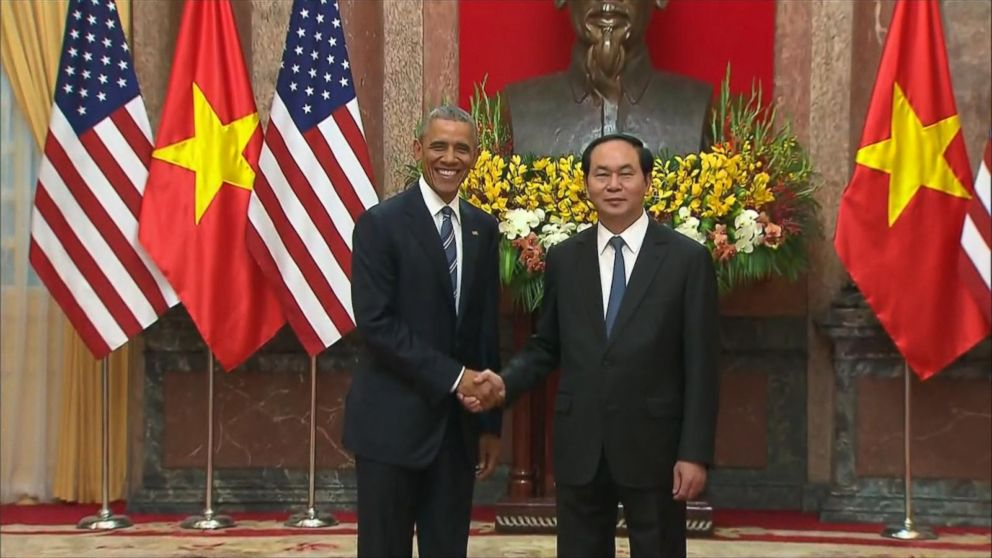 President Obama Sends Human Rights Message to Vietnam Government ...