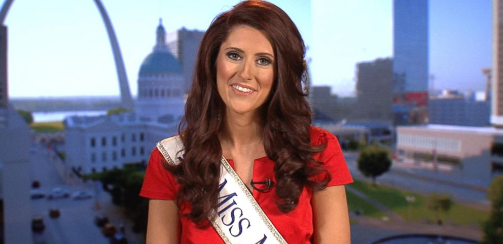 VIDEO: Erin OFlaherty, First Openly Gay Miss Missouri, Visits GMA