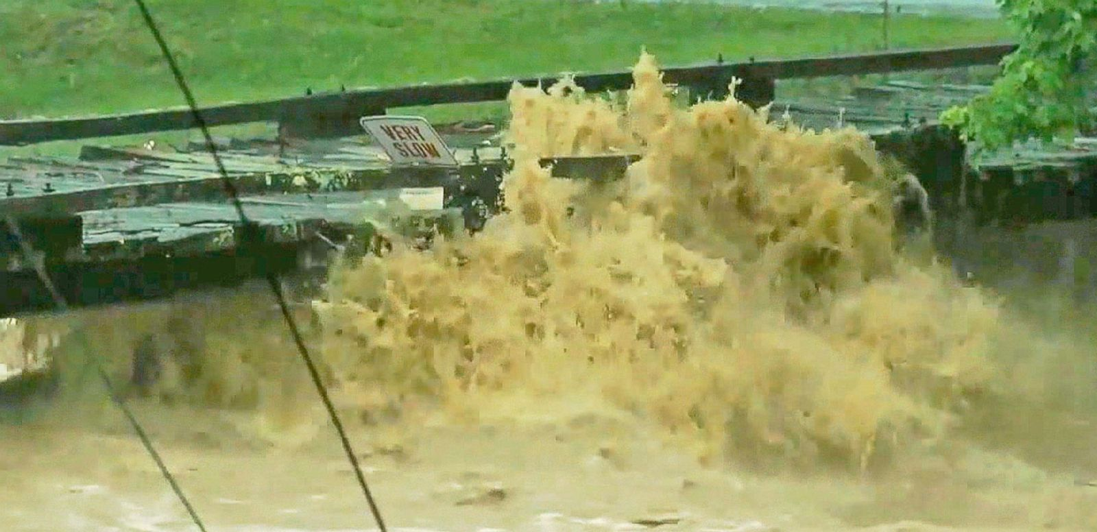 VIDEO: West Virginia Residents Battle Severe Flooding