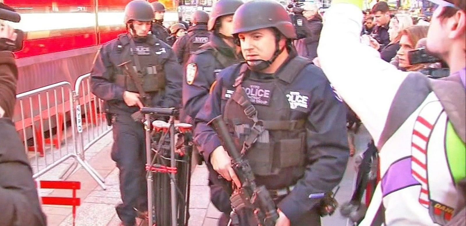 VIDEO: Heightened Security Expected During Gay Pride Events