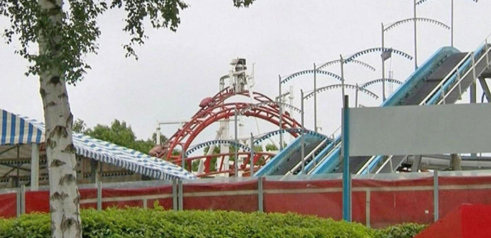 VIDEO: Rollercoaster Jumps Track, Injures 10 People