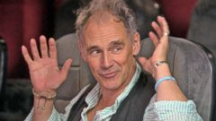 VIDEO: Mark Rylance on Giant Role in The BFG
