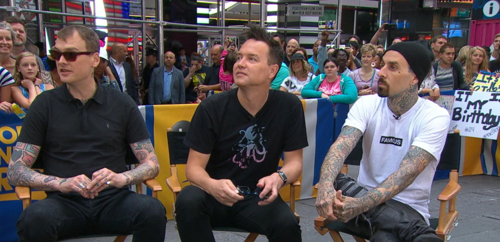 VIDEO: Blink 182 Opens Up on 'GMA' About Changes, Big Comeback