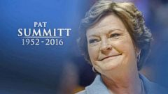 VIDEO: Pat Summitt, Legendary Womens Basketball Coach, Dead at 64
