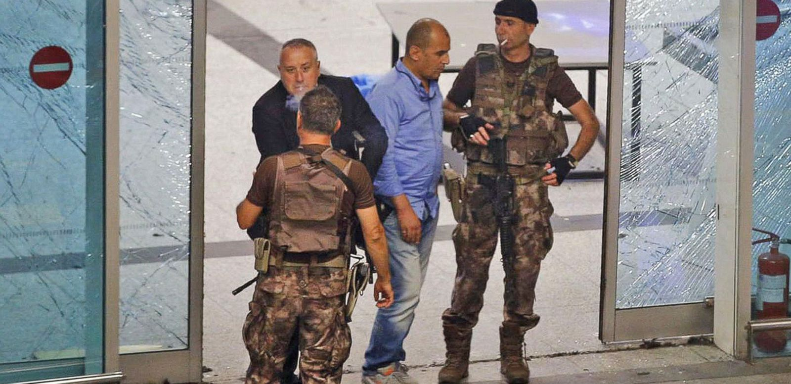 VIDEO: Latest Details on Istanbul Airport Suicide Attackers