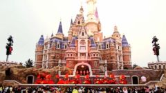 VIDEO: Chinese Culture Comes Alive at Shanghai Disney Resort