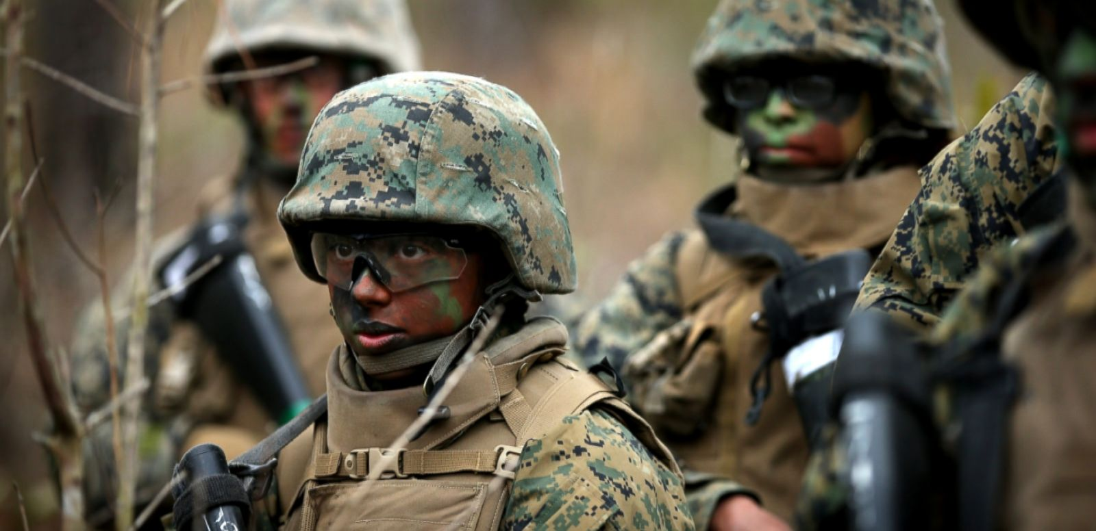VIDEO: Marine Corps Removes 'Man' from Specialty Titles