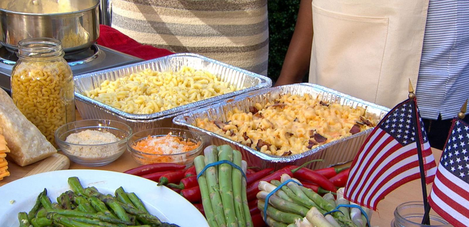 VIDEO: Independence Day Cook-off: Grillmaster Dads Throw Down