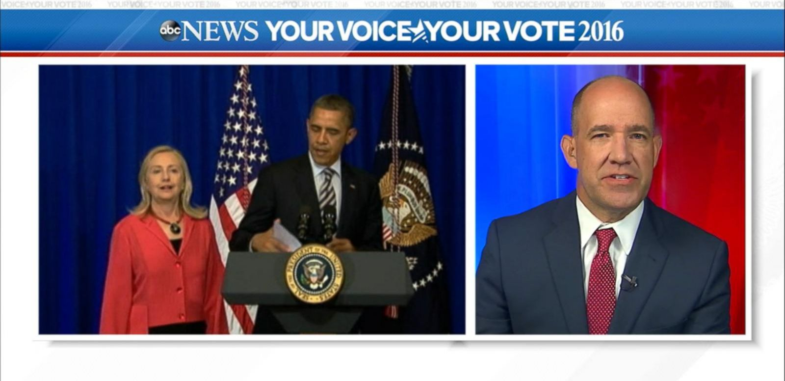 VIDEO: President Obama Defends Policies Against Donald Trump Attacks