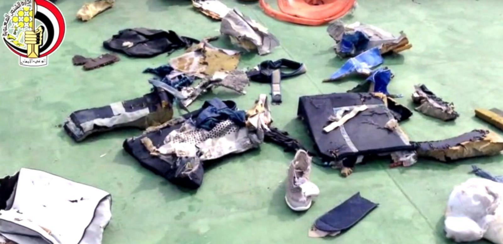 VIDEO; New Details in EgyptAir Crash Mystery