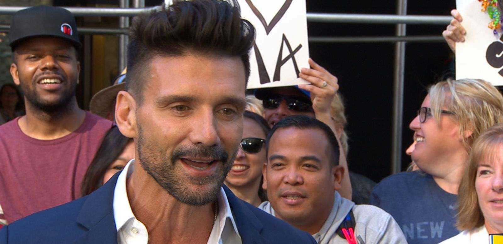 VIDEO: Frank Grillo Talks 'The Purge: Election Year'