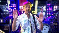VIDEO: St. Lucia Performs Dancing On Glass on GMA