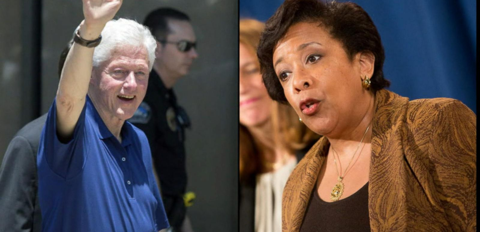 VIDEO: Bill Clinton Under Attack for Meeting with US Attorney General