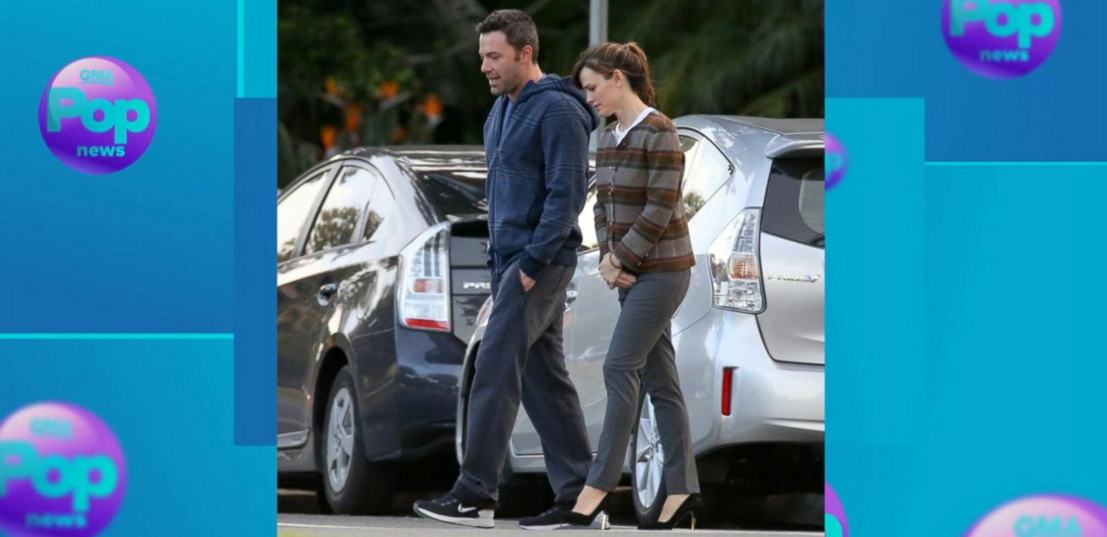 VIDEO: Ben Affleck and Jennifer Garner Reportedly Trying to 'Make it Work'