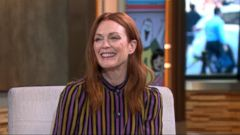 VIDEO: Julianne Moore Talks Her New Childrens Book on GMA