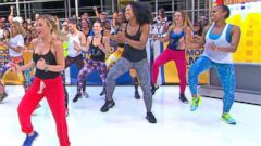 VIDEO: Workout Wednesday: Tracy Anderson Shares Fitness Tips