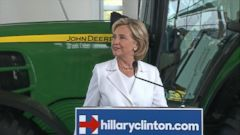 VIDEO: Hillary Clinton Prepares for DNC, VP Announcement