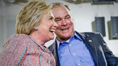 VIDEO: GMA 07/23/16: Look Into Hillary Clintons VP Choice of Tim Kaine