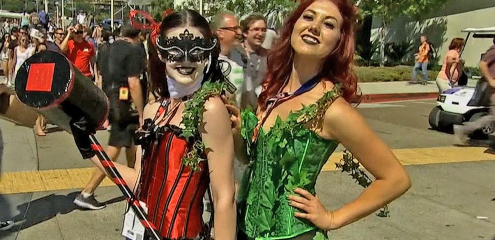 VIDEO: San Diego Comic-Con Celebrates Fierce Women