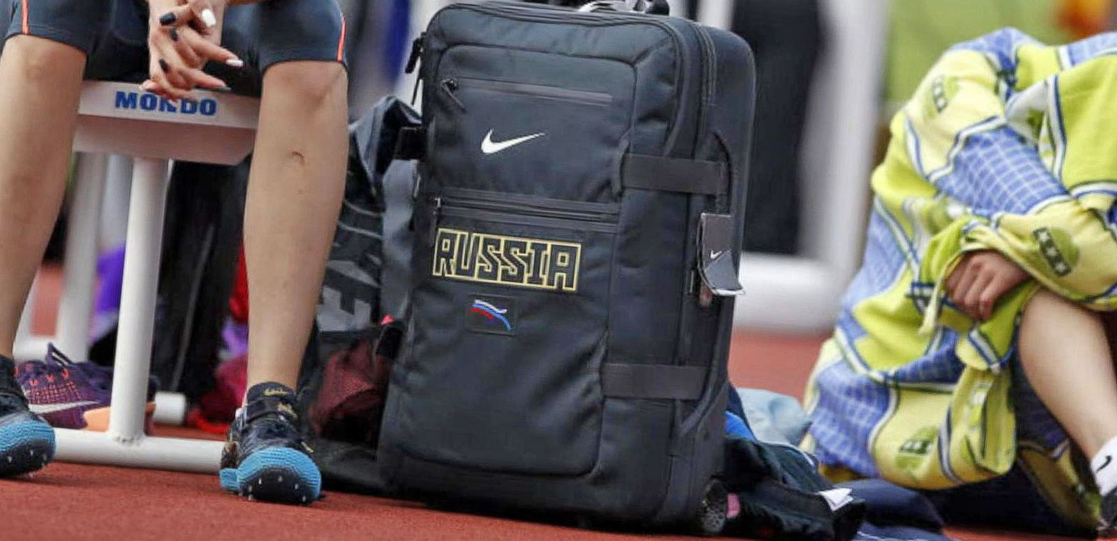 VIDEO: Olympic Committee Meets to Decide if Russia Should be Banned