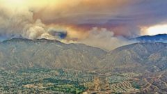 VIDEO: Wildfires Continue to Burn in the West