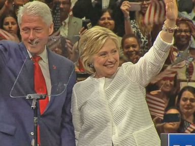 WATCH:  Inside Hillary and Bill Clinton's Relationship