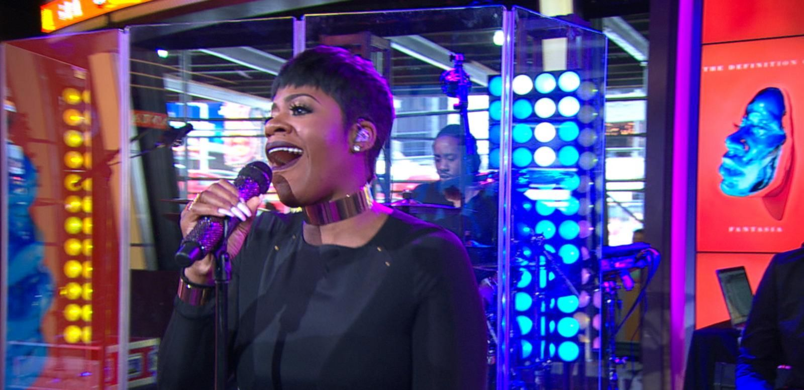 VIDEO: Fantasia Sings 'I Made It' on 'GMA'