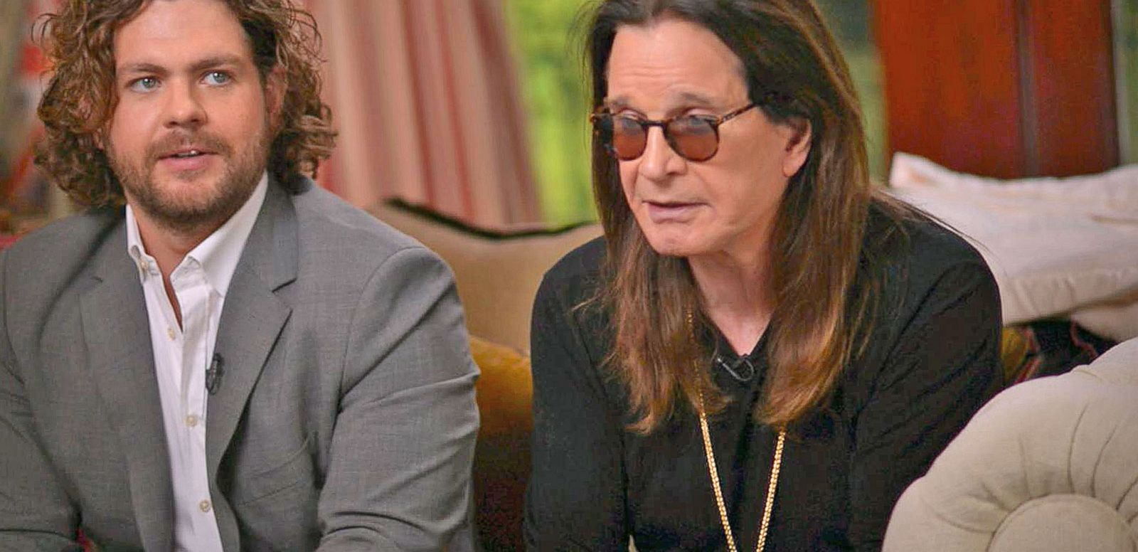 VIDEO: Ozzy Osbourne and Son Jack Open Up About Family and New Show