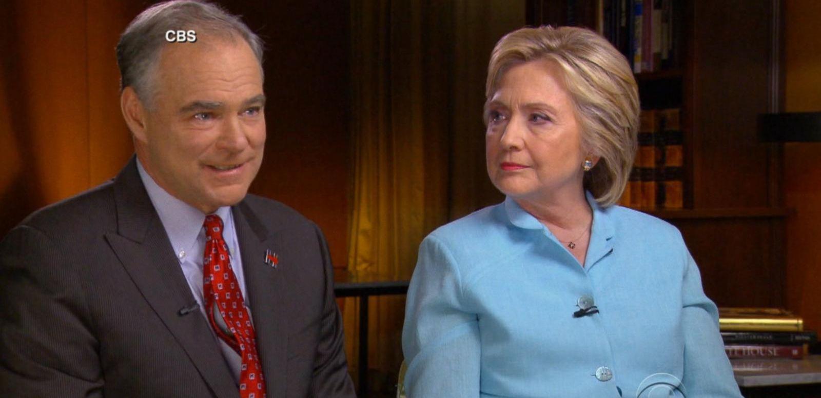 VIDEO: Hillary Clinton, Tim Kaine Rally Against Donald Trump