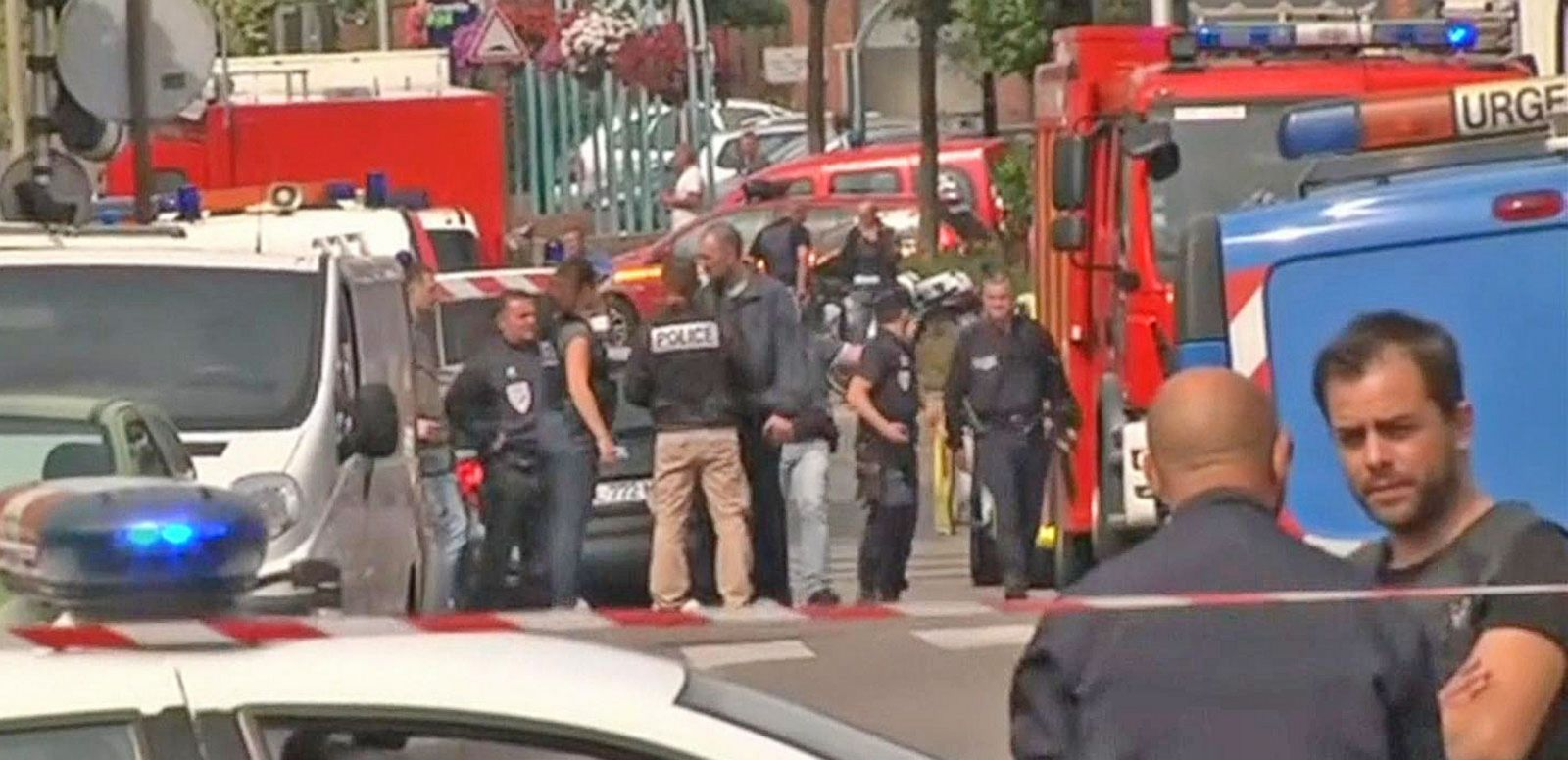 VIDEO: 2 Attackers, 1 Hostage Killed in France