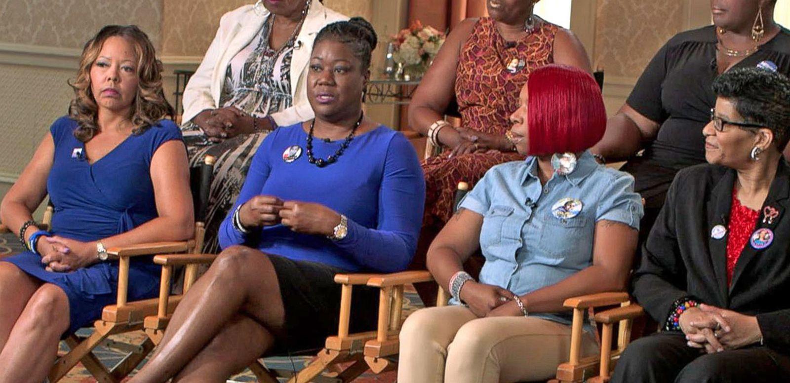VIDEO: Women Who've Lost Children to Gun Violence Unite for Hillary Clinton