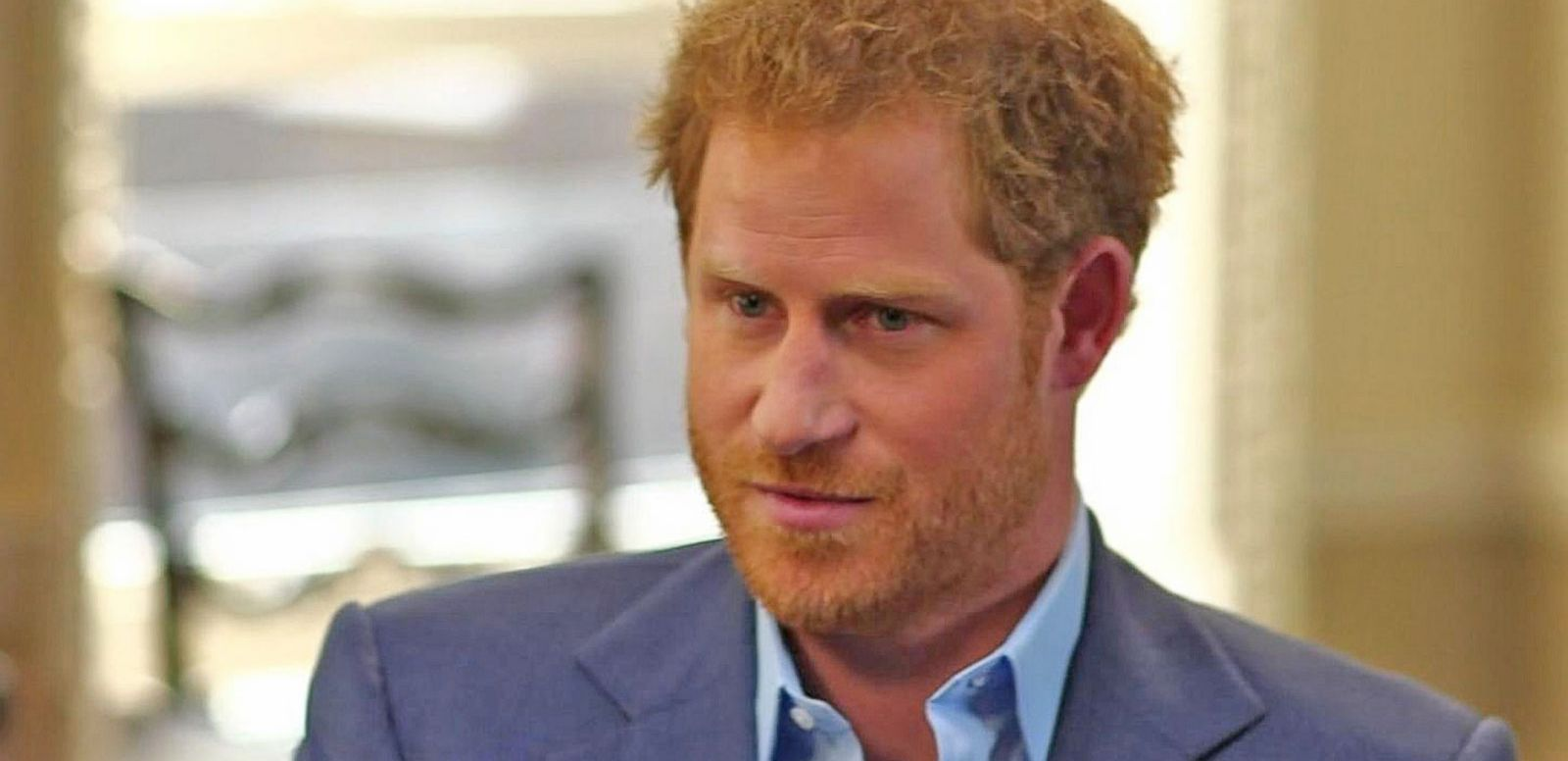 VIDEO: Prince Harry Opens Up About Princess Diana's Death