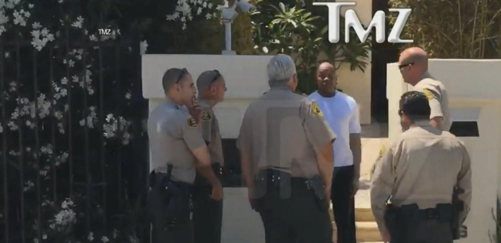 VIDEO: Dr. Dre Handcuffed and Searched by Cops After Road Rage Dispute