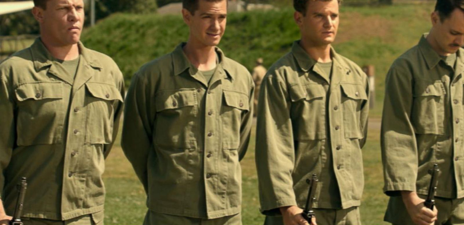 VIDEO: 'Hacksaw Ridge' Trailer Debuts Exclusively on 'GMA'