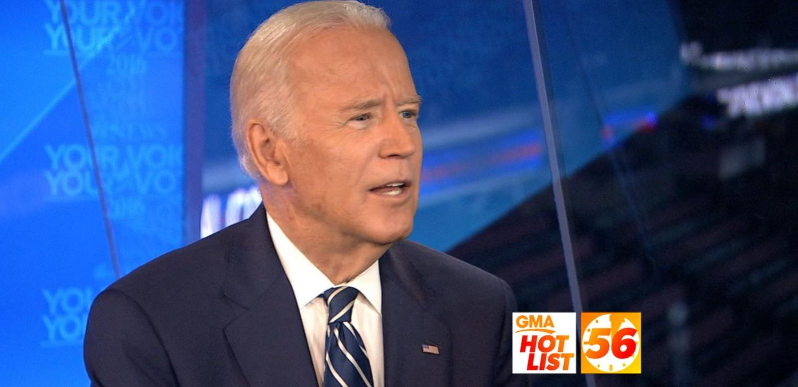 VIDEO: 'GMA' Hot List: Joe Biden on Democratic Party Unity