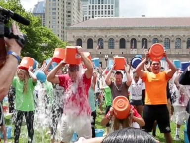 ALS Ice Bucket Challenge Funding Leads to New Genetic Findings