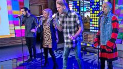 VIDEO: Pentatonix Performs Cracked