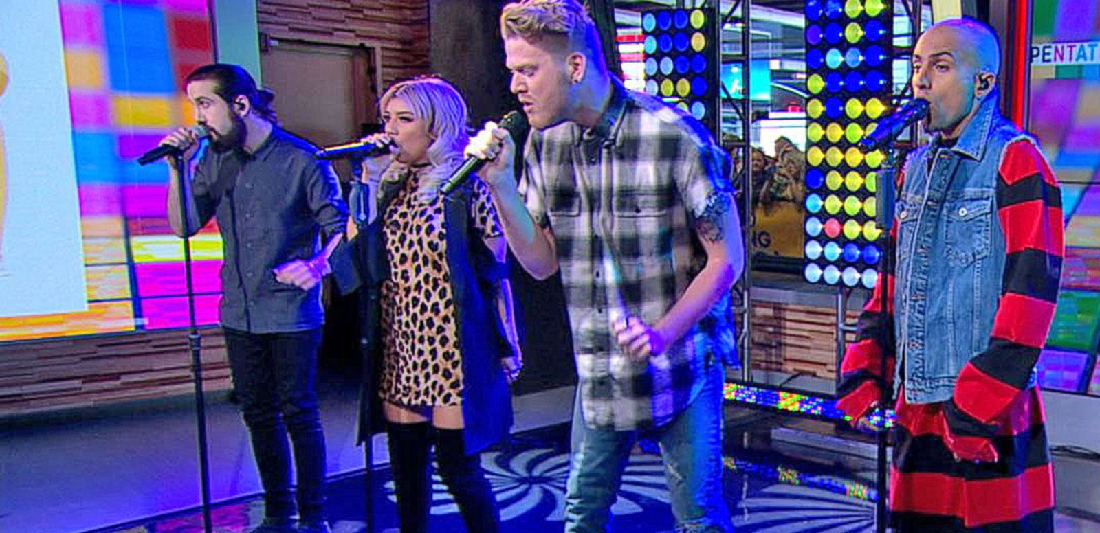 VIDEO: Pentatonix Performs 'Cracked'