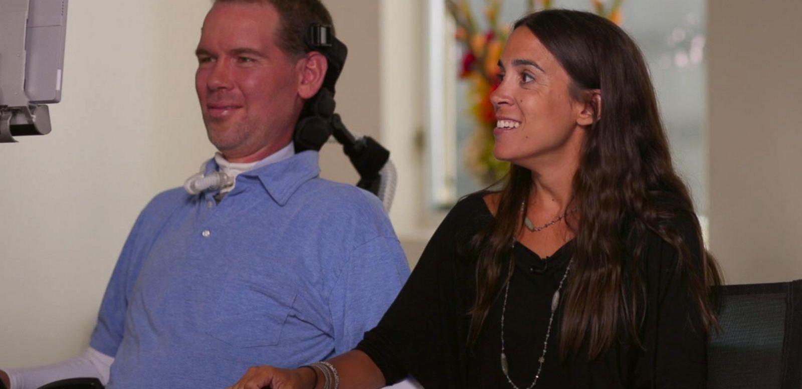VIDEO: Steve Gleason Talks New Documentary
