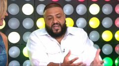 VIDEO: DJ Khaled Talks New Album Major Key