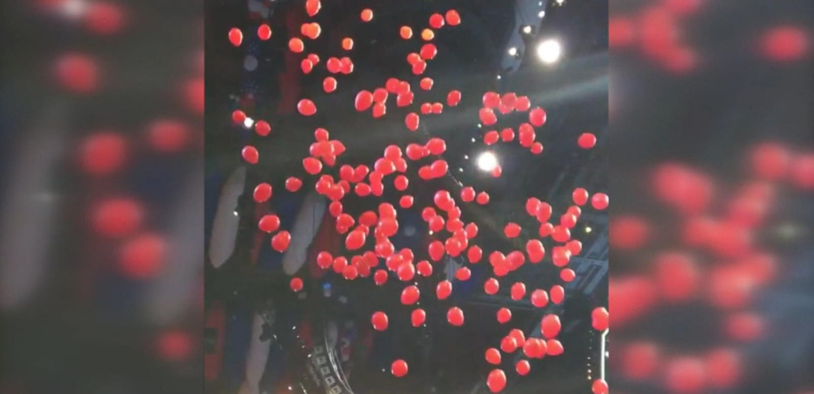 VIDEO: Behind the Scenes of DNC Balloon Drop