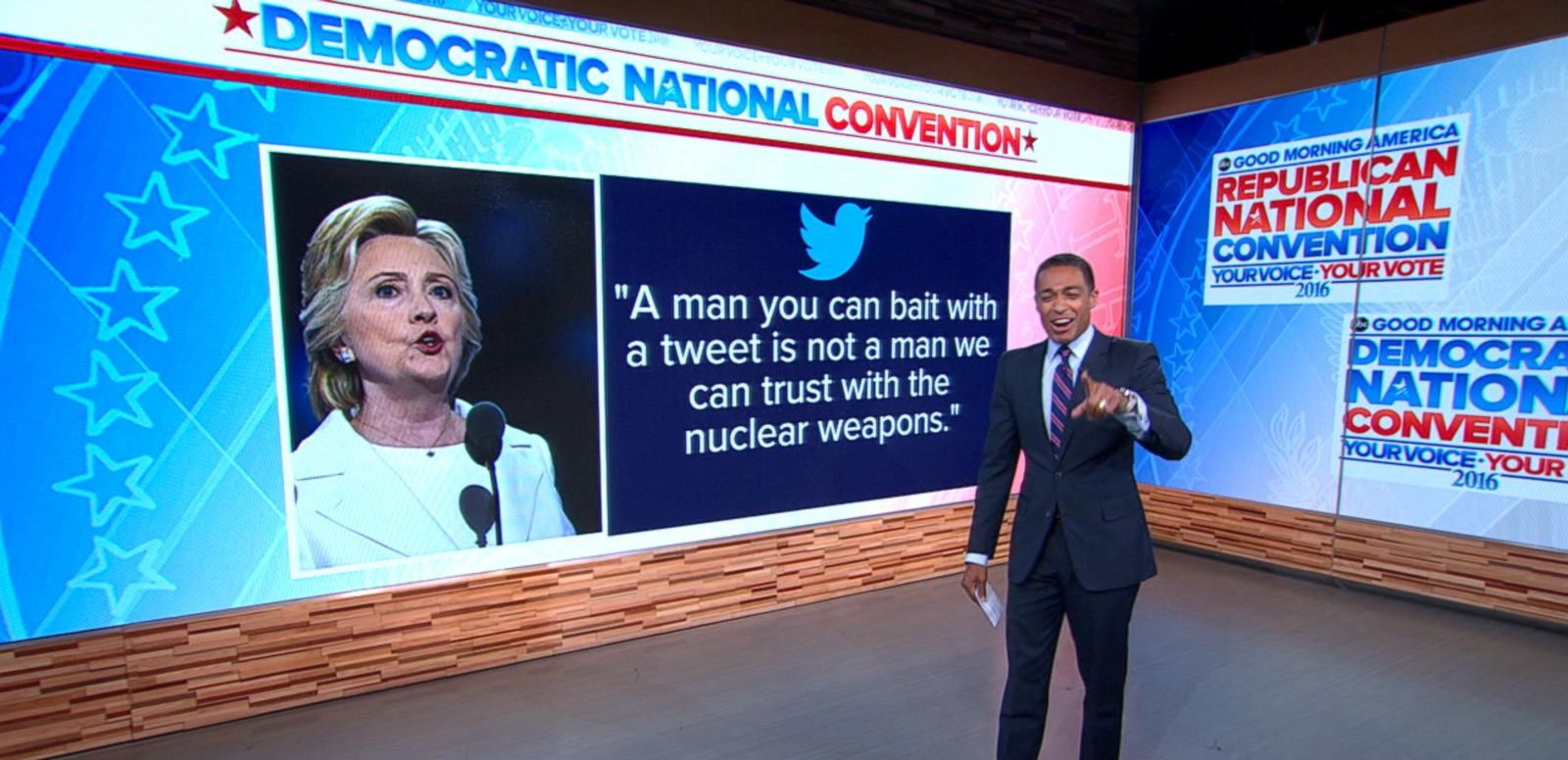 VIDEO: Which Party's Convention Won Over Social Media?
