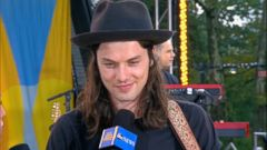 VIDEO: James Bay to Keep Playing On After Let It Go Success
